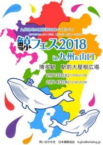 鯨フェス2018